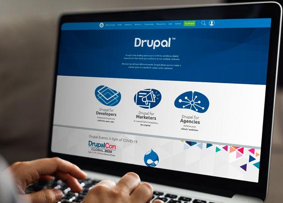 Drupal Agentur Stuttgart