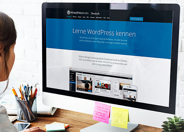 WordPress Agentur Stuttgart