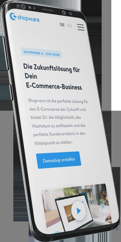 Shopware Agentur Stuttgart